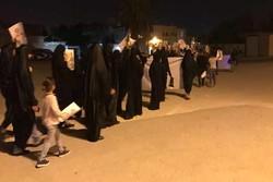 Bahreyn'deki yeni gösteriler büyüyor