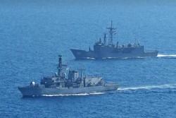 بدء المناورات البحرية المشتركة بين إيران وروسيا والصين في شمال المحيط الهندي