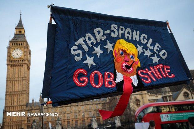Trump cartoons from around world