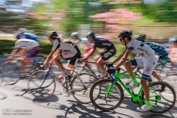مسابقه کشوری دوچرخه سواری کورسی آقایان