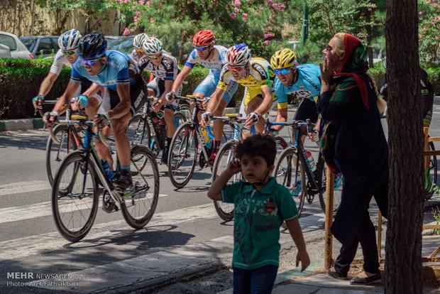 National road cycling championships in Karaj