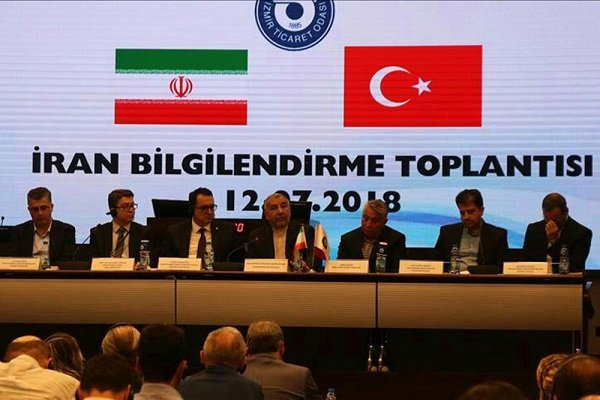 Iran aims to increase trades with Turkey to $30bn: envoy
