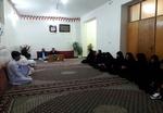 دیدار امام جمعه خاش با کارکنان اداره بهزیستی