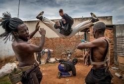استودیوی فیلم سازی در کامپالا