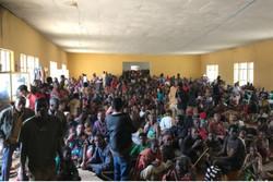 هشدار صلیب سرخ جهانی درباره خشونت و آوارگی در اتیوپی