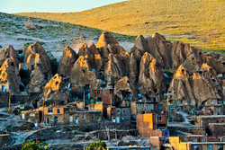 Kandovan, a terrific rocky village