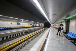 ثبت بیش از ۱۴ میلیون سفر در متروی تهران در هفته اول مهرماه