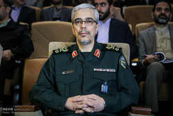 Chief of Staff of the Iranian Armed Forces Mohammad Bagheri
