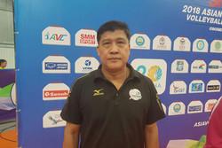 سرمربی والیبال تایلند