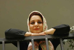 Filmmaker Tahmineh Milani in an undated photo