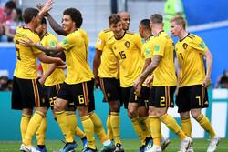 Dünya Kupası'nda üçüncülük maçı: Belçika 2-0 İngiltere