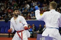 کاراته- صالح اباذری