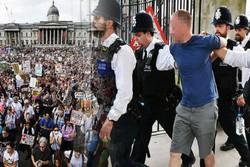 بازداشت در لندن