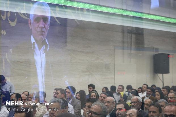 تشغيل الخط السابع من شبكة مترو الانفاق للعاصمة طهران