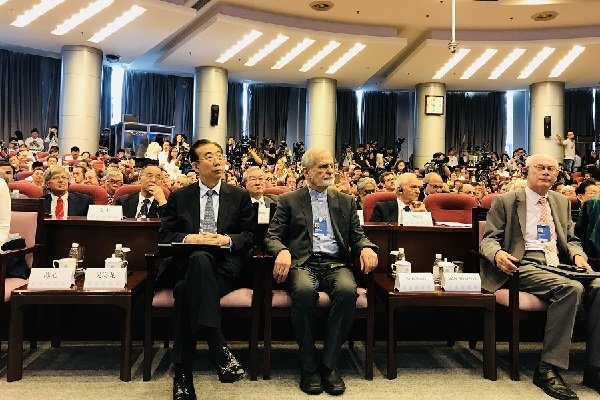 Iran's Kharrazi attends China's World Peace Forum