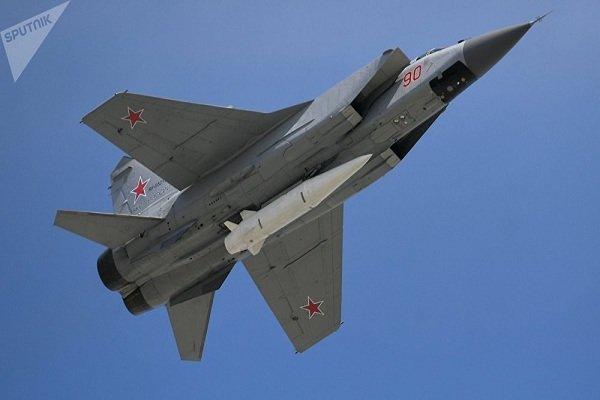 روس کامگ 31 طیارہ ماسکو کے مشرق میں گر کرتباہ ہوگيا