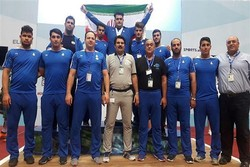 Iran crowned at IWF Junior World C'ships