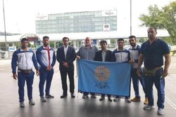 Iran finishes third at World University Powerlifting Cup