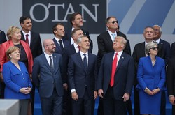 NATO summit brussels 2018