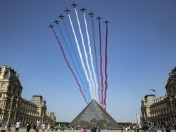 مراسم روز باستیل در فرانسه