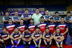 Iranian junior wrestlers depart for India to attend Asian c'ships