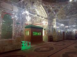 تکریم امامزاده ابراهیم بن موسی بن جعفر(ع) در شیراز