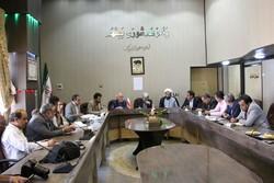جلسه ستاد مدیریت بحران آب شهربابک