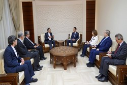 Suppressing terrorism in Syria paved way for political solutions: Assad