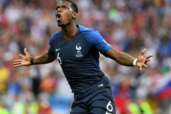 فرانس نے کروشیا کو 2کے مقابلے میں4گول سے شکست دے کر عالمی کپ جیت لیا