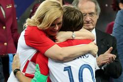 اقدام جالب رئیس جمهور کرواسی و اتفاقی که همه را غافلگیر کرد!