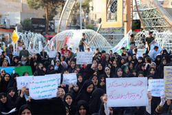 اجتماع حافظان حریم خانواده عفاف و حجاب ورامین