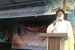 حجتالاسلام سید محمد حسینیان امام جمعه دامغان - کراپشده