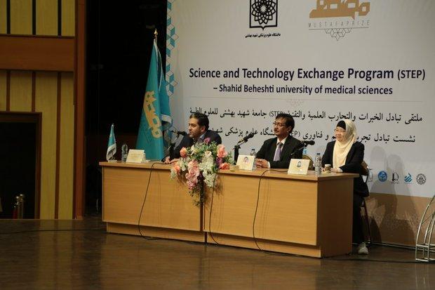 تعاون البلدان الإسلامية لتطوير الخبرات العلمية ضمن اجتماع STEP  في عمان