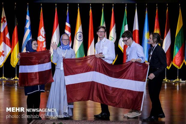إنطلاقة الاولمبياد العالمي لعلم الاحياء 2018 بإستضافة طهران