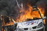 آتشسوزی فرانسه