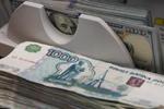 روبل در برابر دلار