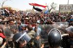 Ordu: Iraklı protestoculara karşı şiddet kullanılmadı