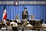 فلم/ رہبر معظم انقلاب اسلامی سے حج اہلکاروں کی ملاقات