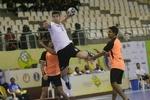 شانزدهمین دوره مسابقات هندبال قهرمانی جوانان آسیا ایران و هند