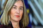 موغريني: الاتحاد الاوروبي يحافظ على الاتفاق النووي مع ايران
