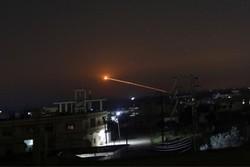 حمله راکتی به فرودگاه نظامی در نیرب