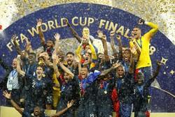 دیدار فینال جام جهانی 2018