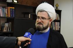 حجتالاسلام علی دارابی معاون امور مجلس و استانهای سازمان تبلیغات اسلامی