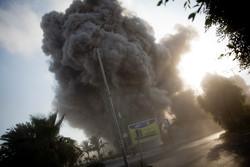 حملات جنگنده های اسرائیلی به غزه