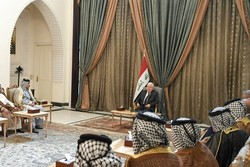 تعهد «فواد معصوم» نسبت به تحقق مطالبات اهالی استانهای جنوبی عراق