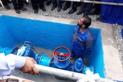قطع ۱۲ ساعته آب در برخی از مناطق شهر دوگنبدان