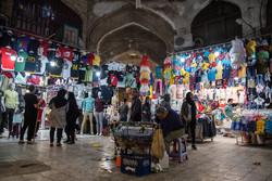 بازار قدیمی قزوین