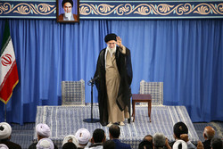 'Ayat. Khamenei says Iran will not negotiate with US'
