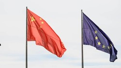 EU, China reaffirm commitment to Iran deal