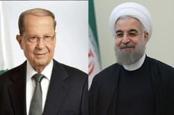 Rouhani's message delivered to Lebanese counterpart